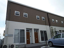 [タウンハウス] 岡山県倉敷市茶屋町 の賃貸【/】の外観