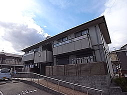 兵庫県たつの市龍野町中村の賃貸アパートの外観