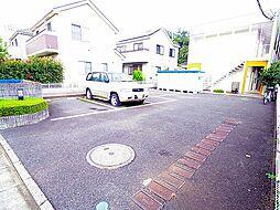 東京都東久留米市柳窪1丁目の賃貸アパートの外観