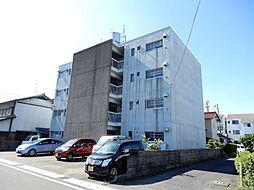 三門マンション[2階]の外観