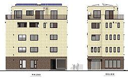 滋賀県彦根市駅東町の賃貸マンションの外観