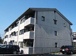 京都府宇治市六地蔵徳栄の賃貸マンションの外観