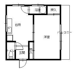 崇福寺駅 4.0万円