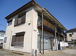 藤田荘[203号室]の外観