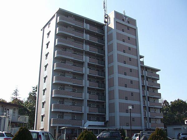 ヴェルドゥール[5階]の外観
