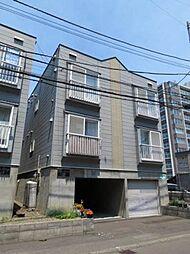 北海道札幌市東区北三十六条東15丁目の賃貸アパートの外観