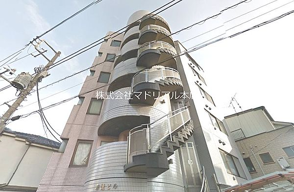 東京都大田区中央2丁目の賃貸マンション
