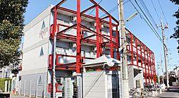 東京都世田谷区上祖師谷4丁目の賃貸マンションの外観
