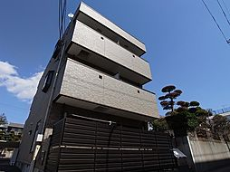 千葉県柏市明原4丁目の賃貸マンションの外観