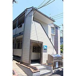 東京都足立区佐野2丁目の賃貸アパートの外観
