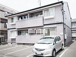 メゾニティ森田S[1階]の外観