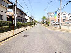 通学路(歩道あり)