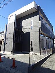 千葉県千葉市中央区末広4丁目の賃貸アパートの外観