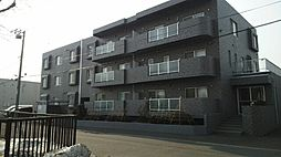 北海道札幌市白石区北郷五条5丁目の賃貸マンションの外観
