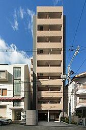 パラシオン上本町[10階]の外観