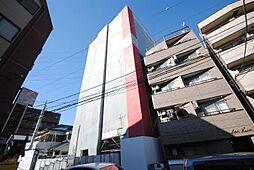 埼玉県越谷市北越谷4丁目の賃貸マンションの外観