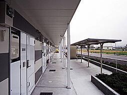 兵庫県姫路市別所町佐土3の賃貸アパートの外観