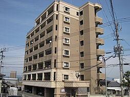 長崎県諫早市鷲崎町の賃貸マンションの外観