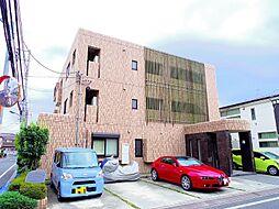 東京都練馬区大泉町3丁目の賃貸マンションの外観