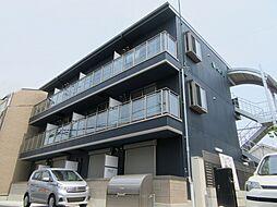 大阪府松原市天美東9丁目の賃貸マンションの外観