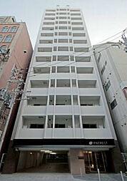 福岡県福岡市博多区中洲5丁目の賃貸マンションの外観