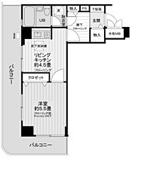 ライオンズマンション相模が丘第5[1階]の間取り