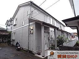 [テラスハウス] 千葉県船橋市田喜野井4丁目 の賃貸【/】の外観