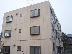 武藤第一マンション[302号室]の外観