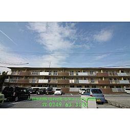 滋賀県長浜市列見町の賃貸マンションの外観