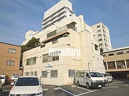 川島第三ビル[4階]の外観