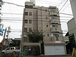 愛知県名古屋市千種区春岡1の賃貸マンションの外観