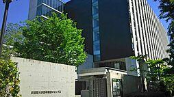 (仮称)ルームズ西早稲田A棟[103号室]の外観