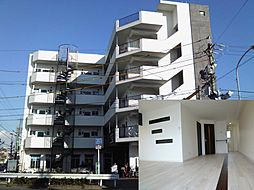 愛知県名古屋市昭和区広路通7丁目の賃貸マンションの外観