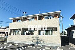 宮城県仙台市太白区袋原1の賃貸アパートの外観