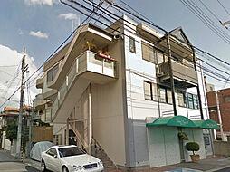 兵庫県西宮市熊野町の賃貸マンションの外観