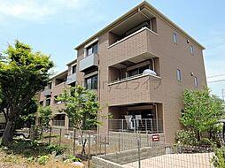 兵庫県宝塚市山本南3丁目の賃貸マンションの外観