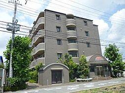 大阪府茨木市五日市緑町の賃貸マンションの外観