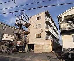 京都府京都市伏見区向島西堤町の賃貸マンションの外観