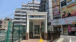 東京メトロ丸の内線新中野駅