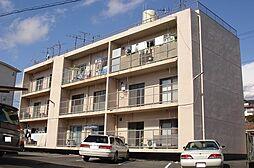 富士紙加工所アパート[1階]の外観