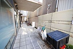 スペースブロック上新庄[4階]の外観