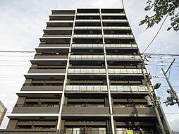 レジュールアッシュ ザ・パークフロント[5階]の外観