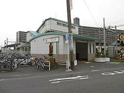 名鉄尾西線石刀駅です