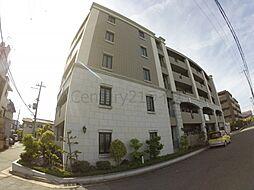 兵庫県西宮市丸橋町の賃貸マンションの外観