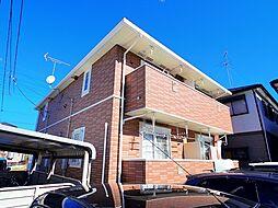 久米川グランツI[1階]の外観