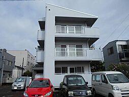 ツインビレッジ横浜A棟[1階]の外観