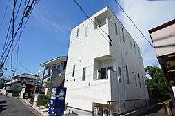 福岡県福岡市東区香椎駅東3丁目の賃貸アパートの外観