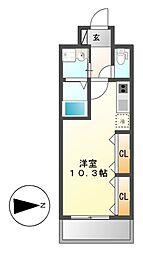 LIBERTA CARINO(リベルタカリーノ)[11階]の間取り