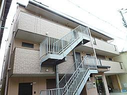 大阪府吹田市岸部南3丁目の賃貸マンションの外観