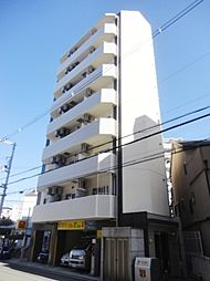 大阪府大阪市東淀川区西淡路1丁目の賃貸マンションの外観